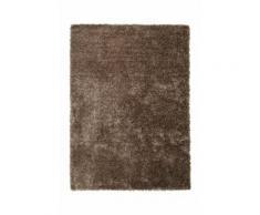 Tapis moderne New Glamour par Esprit Home Bronze 90x160 - Tapis et paillasson