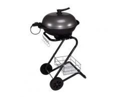 Barbecue électrique sur chariot PANAME - Cuisiner en extérieur