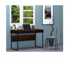 Bureau à tiroirs de rangement multiples en bois - BU4016 - Bureaux enfant et accessoires
