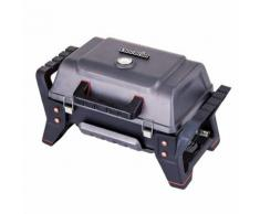 Char-Broil X200 Grill2Go - Barbecue portable avec système de cuisson TRU-Infrared, gris / fonte d'aluminium. - Cuisiner en extérieur