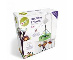 Oops little helper mobilf pour lit bébé thème woodland wonderland multicolore - Jeux d'éveil