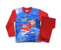 Nickelodeon Super Wings Pyjama garçon rouge - Range pyjama