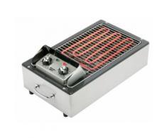 Grill électrique à pierres de lave Roller Grill - Barbecue