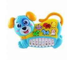 Instrument de musique Jouet bébé Enfants Animal Farm Piano Jouets éducatifs Musique Pealer1828 - Jeux d'éveil