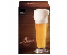 4 Verre A Biere Verre Droit 37 Cl Deco Vaisselle - Autres