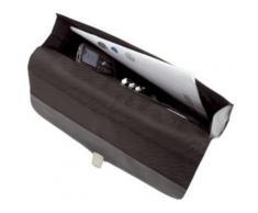 Alassio porte-documents UDINE , cuir, noir - Conférencier, porte document
