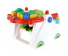 Polesie Polesie54555 didactique bébé Table de Jeu avec lot Jouet - Jeux d'éveil