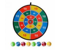 Enfants Intérieur Extérieur Sport Jouet Social Parent-Enfant Jeu Bureau de La Sécurité Dart BT317 - Autre jeu d'imitation