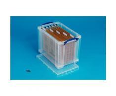 Really Useful Box Boite de rangement en plastique 19 Litres - Boîte de classement