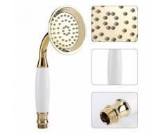 Douchette De Salle De Bains Accessoires Pour Maison de Pommeau de Douche d'or de G1 / 2 - Meubles de salle de bain