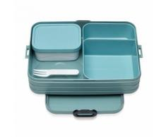 MEPAL Bento Lunch Box Take a Break Large Nordic Green - Conservation