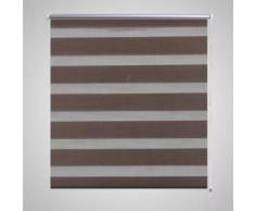 Store enrouleur tamisant blanc/brun/gris/noir Modèle 15 - Objet à poser