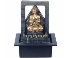 Petite Fontaine d'intérieur Bouddha 25 cm - Objet à poser