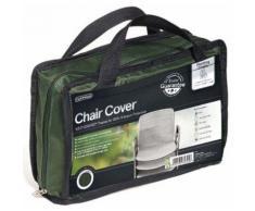 Gardman - Housse de chaise Vert - Accessoires mobilier de jardin