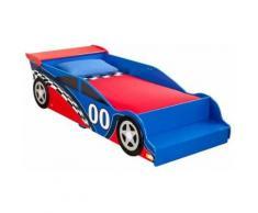 Kidkraft - Lit pour enfant Voiture de course - Autres jouets en bois