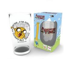 Verre à bière Adventure Time Finn and Jake - vaisselle