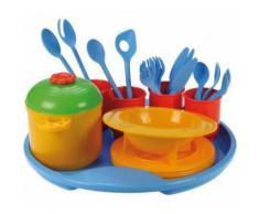 Lena service de table junior 29,5 cm 19 pièces - Cuisine créative