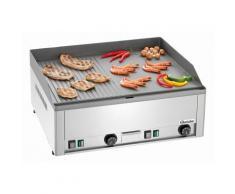 Plaque grillade rainurée électrique GDP 650E - Grillade et barbecue