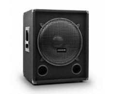 auna Pro PW-1015 SUB MKII Caisson de sono passif , subwoofer 15 , 500 W RMS / 1000W max. - Enceinte sono DJ