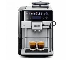 Siemens TE657503DE Machine à café expresso entièrement automatique EQ. 6 Plus S700 1500 , acier inoxydable 1,7 litres 2 tasses - Expresso et cafetière