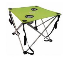 Table de camping enfant - Structure Pliable - Mobilier de camping