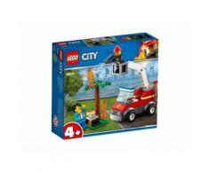 LEGO® City Action 60212 L'extinction du barbecue - Lego