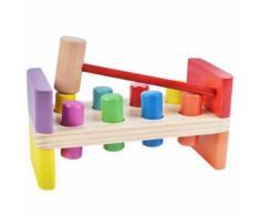 Martèlement Éducatifs En Bois Piling Tableau D'Apprentissage Blocs D'Éducation Pour Enfants Jouets BT957 - Autre jeu d'imitation