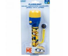 Lampe de poche Les Minions Disney enfant Led - Torches