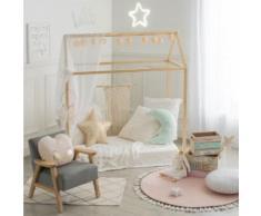 Cabane en bois chambre enfant structure seule - Autres