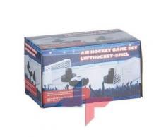 jeu a air hockey bureau sur piles pour enfant sur palet coussin a air avec 2 manettes joystick - Air hockey