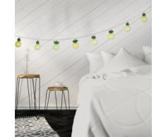 Guirlande lumineuse Exotic - L. 165 cm - Ananas - Suspensions et plafonniers