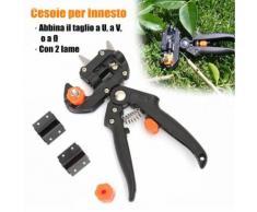 Outil de coupe de greffe de cisaillement d'élagage d'arbre fruitier de jardin - Accessoires outils à main