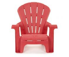 Little Tikes Garden Chair Chaise de Jardin Enfant 46 cm Rouge (Import UK) - Autre jeu de plein air