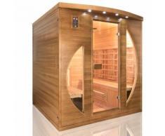 Sauna infra rouge spectra 4 places - Saunas
