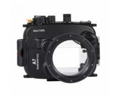 Puluz 40M Sous-Marine Piscine Plongée Sous-Marine Étui Pour Appareil Photo Étanche Pour Sony A7 A7S A7R BT011 - Accessoire caméscope