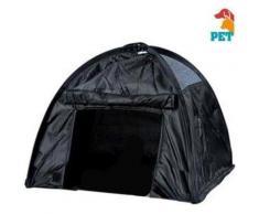 tente niche chien chat pop up vacances plage voyage portable panier animaux - Tente