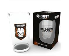 Verre à bière Call of Duty Black Ops 3 Logo - vaisselle