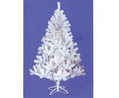 Sapin de noël norway 150 cm blanc - Article de fête