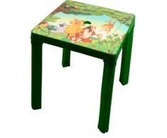 Paradiso Toys table enfant Jungle 46 cm verte - Ardoise