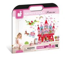 Janod - Magneti'stick Princesse - Frise décorative
