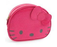 Trousse cosmétique Hello Kitty Camomilla Fuschi... - Trousse, fourre tout et plumier