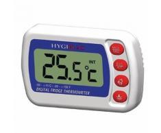 Thermomètre numérique pour congélateur et réfrigérateur - Accessoires pour barbecue et fumoir