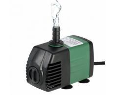 1500L / H 25W Pompe à eau submersible pour les fontaines de table d'aquarium Pond Water Gardens et Hydroponic Systems Détachable & Nettoyable avec 2 buses AC220-240V - Décoration d'extérieur
