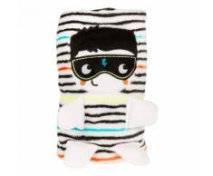 Couverture polaire de tuc tuc chaude avec des imprimés, très approprié pour les journées froides d'hiver avec tuc tuc. Quand vous l'enroulez elle prend la forme d'une mascotte de la collection de tuc tuc. - Autres