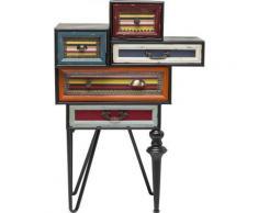 Commode Fun Factory 5 tiroirs Kare Design - Objet à poser