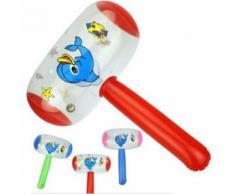 Marteau gonflable d'air de marteau de bande dessinée pour enfants BLTA Jouet - Jeu / Piscine gonflable
