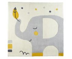 Tapis de chambre bébé Sauthon Baby Déco 110x110cm babyfan - Tapis enfant