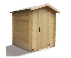 MADEIRA - Abri de jardin en bois Bex 3,2m2 - 19 mm - Mobilier de Jardin