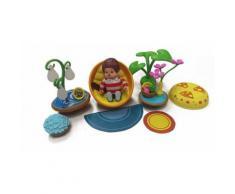 Monchhichi - Set de Mobilier de Salon pour Maison - Coloris Aléatoire - Petite figurine