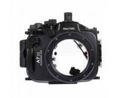 Sous-Marine 40M Piscine Plongée Sous-Marine Étui Pour Appareil Photo Étanche Pour Sony A7Ii A7Rii A7Sii BT005 - Accessoire caméscope